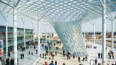 Milan Trade Fair by Massimiliano Fuksas