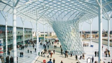 Milan Trade Fair by Massimiliano Fuksas