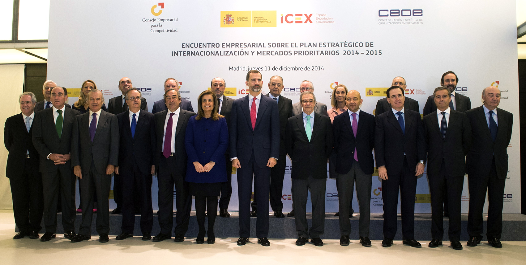 El Plan Estratégico de Internacionalización de la Economía Española 2014-2015