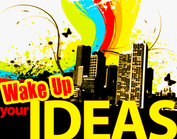 Wake up your ideas
